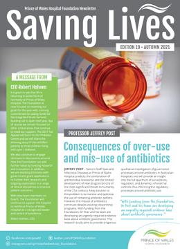 Saving Lives _ Edition 19_ Autumn 2021
