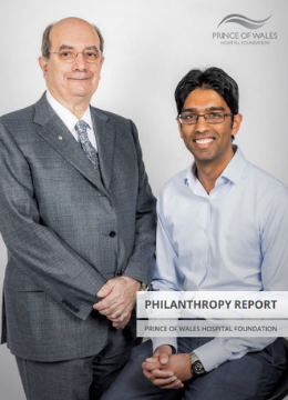 Philanthropy Report 2018-2019
